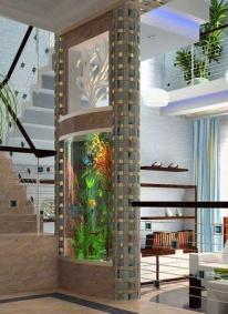 Дизайнерские аквариумы