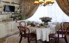 Интерьер кухни в стиле классики. Особенности